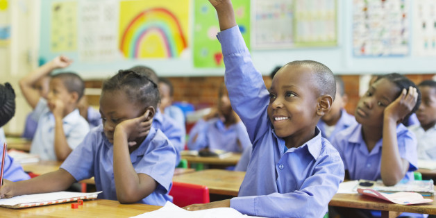 children support Zimbabwe